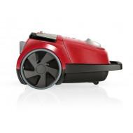 Arnica Lotus Turbo ET14280 Toz Torbalı Elektrikli Süpürge Kırmızı